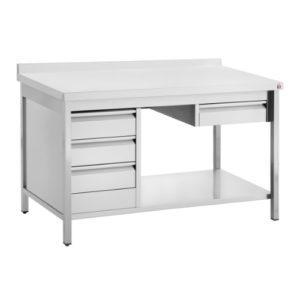 Stainless Steel - Συρταριέρα από Ανοξείδωτο Ατσάλι | Inomak