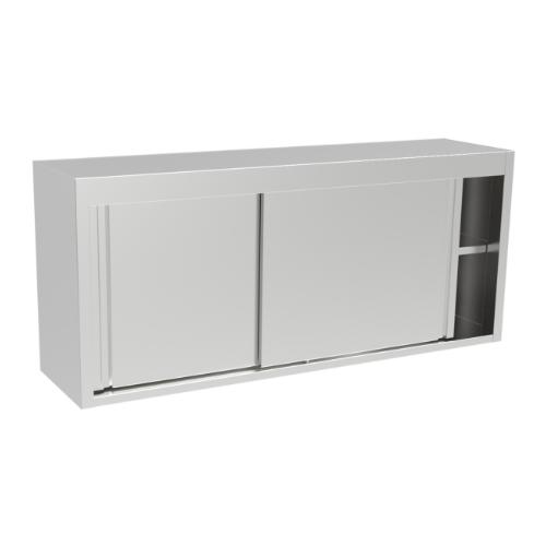 Cupboard - Ντουλάπι από ανοξείδωτο ατσάλι