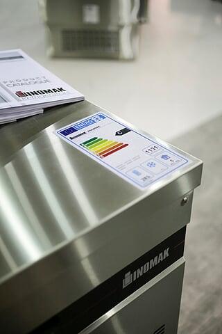 Πιστοποίηση Ενεργειακής Κλάσης Επαγγελματικών Ψυγείων