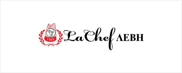 Sponsorships - Συνεργασίες | La Chef ΛΕΒΗ